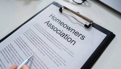 HOA documents attorney