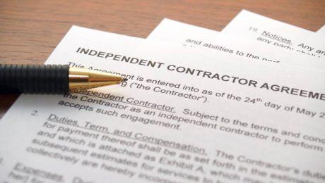 HOA contractor list
