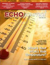 Echojournal Cover Issue 1